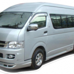 hiace harga transport lombok